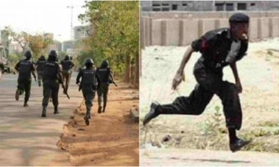 Police Dismiss Officers Who Fled After Being Deployed To Fight Boko Haram