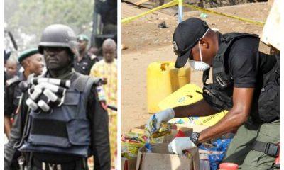 Police Foil Suicide Bomb Attack In Borno State