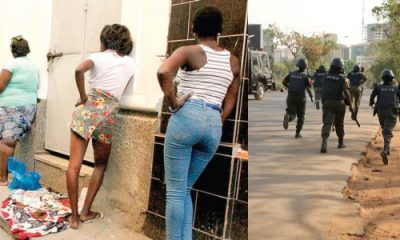 Police Raid Brothel In Anambra, Arrest Under-Aged Sex Workers