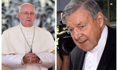 Pope Demotes Two Cardinals Accused Of Sexual Abuse