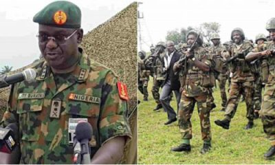 Prove You're Better Than Boko Haram – Buratai Charges Special Forces