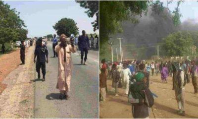 Riot In Zamfara Over Constant Killing Of Residents