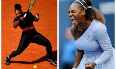 Serena Williams Hails Rule Changes To Protect Mothers In Tennis