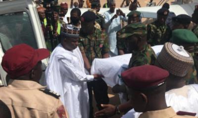 Shehu Shagari dead_ Sokoto state declares Monday as public holiday lailasnews Share