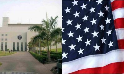 US Embassy In Nigeria Closes Indefinitely Due To Government Shut-Down