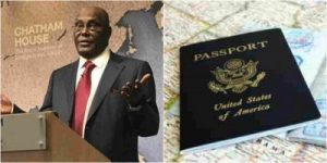 Atiku Never Told Anyone He Collected US Visa, Says Campaign Official