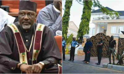 Why We Declared Dino Melaye Wanted – Police