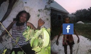 Woman Caught While Allegedly Trying To Behead Daughter In Delta (photos)