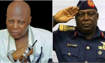 You Did A Poor Job & Became A Victim – Charly Boy Reacts To Alex Badeh's Death