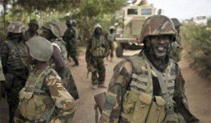 Military Engages Armed Herdsmen In Gun Battle In Benue