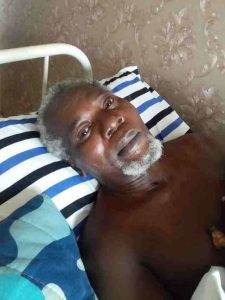Veteran Tinsel Actor, Victor Olaotan Bed-Ridden Solicits For Fund For Leg Surgery Abroad (Photo)