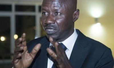 The Crude And Senseless Manner Of The Attack Leading To Alex Badeh's Death Must Be Investigated - EFCC boss, Ibrahim Magu