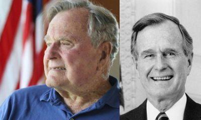 Former Us President George Bush Dies At 94