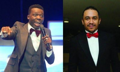 """Comedian, Akpororo Slams Daddy Freeze While Performing On Stage During """"Experience 13"""" (Video)"""