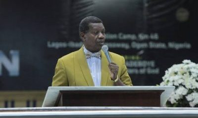 I Avoided My Village For 13 Years Because Family Members Wanted To Kill Me – Adeboye
