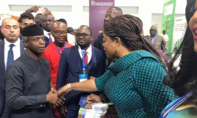 Fidelity Bank At 2018 Intra African Trade Fair, Cairo, Egypt