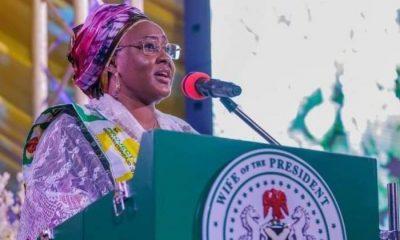 Aisha Buhari Constitutes Campaign Team For Husband's Re-Election