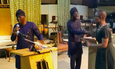 Sanwo-Olu And 'The Belle' At The Night Shift Coliseum