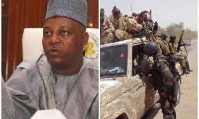 Borno State Governor Raises Alarm Over Boko Haram Attacks