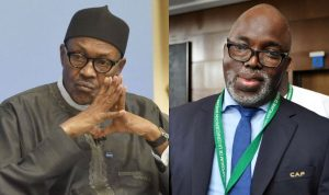 Buhari didn't order arrest and prosecution of Pinnick — Presidency lailasnews Share