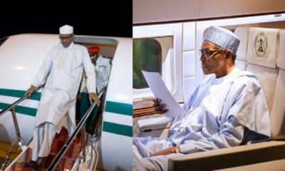 2019 Budget: President Buhari To spend N1bn On Travels, N98M On Food
