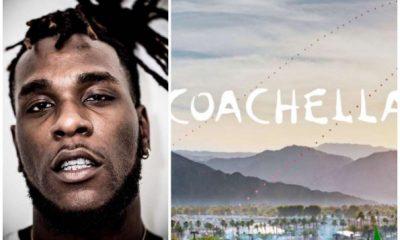 Burna Boy Calls Out Coachella Organisers For Belittling Him