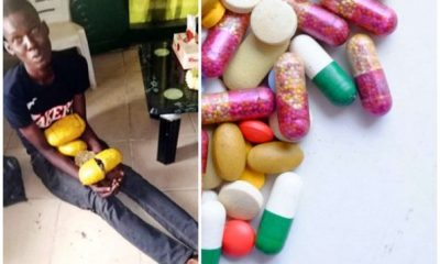 Drug Gang Busted Attempting To Sell Drugs Ikoyi Prison