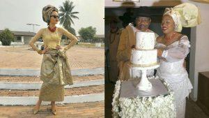 Juliana Edewor, Mother Of TV Girl Eku Edewor Marries For The Third Time