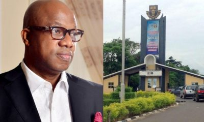 I dropped out of OAU, Dapo Abiodun Ogun APC governorship candidate admits lailasnews Share