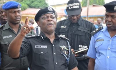 """I Remain Lagos Police Commissioner For Now"" – Edgal Imohimi declares"