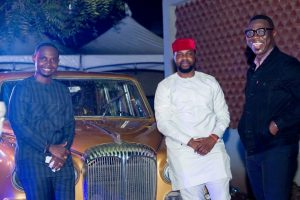 Photos: Celebrities Storm Teju Baby Face's 40th Birthday
