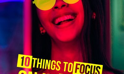 10 Things To Focus On In 2019