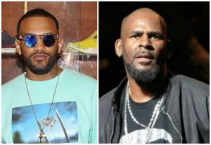 Joyner Lucas begs R Kelly not to commit suicide lailasnews