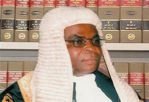 Federal High Court Stops CJN Onnoghen's Arraignment