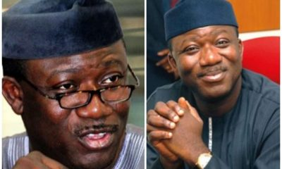 "Governor Kayode Fayemi has said Nigeria cannot afford another civil war, as he urged citizens to work towards sustaining the country's peace. Nigeria can't afford another Civil War - Governor Fayemi lailasnews Share The Ekiti State Governor warned against engaging in acts that could endanger the country's fragile peace, insisting that ""Nigeria cannot afford yet another war"". The governor spoke yesterday at the official launch of the state emblem appeal fund for the 2019 Armed Forces Remembrance Day in Ado-Ekiti. The governor, who was represented by his deputy, Otunba Bisi Egbeyemi, eulogised members of the Nigerian Legion and serving soldiers for their sacrifice to keep the country united. He said: ""There is no price too high to pay for peace when compared to the cost of war. I, therefore, enjoin all engaged in acts that can endanger the fragile peace in our nation to desist from fanning the embers of war. ""This nation cannot afford another war and we must live in peace with one another. We must resolve that never again shall we allow our dear nation by our actions or inactions to experience another war."""