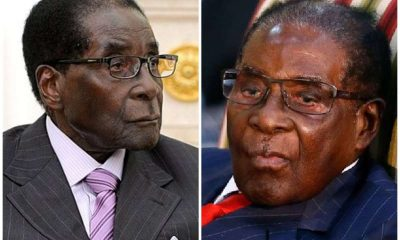 Robert Mugabe Robbed Of Nearly $1 Million