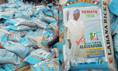 Truck Conveying Ondo Senator's Rice Crushes 20 To Death In Ekiti [PHOTOS]