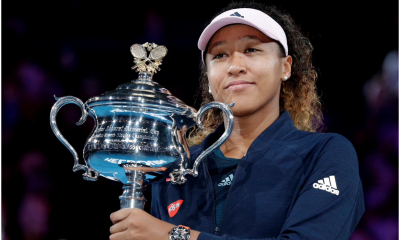Naomi Osaka Wins Australian Open, Becomes World No. 1