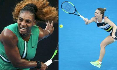 Serena Williams Beats World No. 1 Simona Halep As She Edges Closer To 24th Grand Slam Title