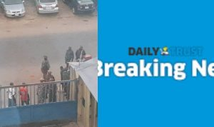 Why We Invaded Daily Trust Newspaper Offices – Nigerian Army