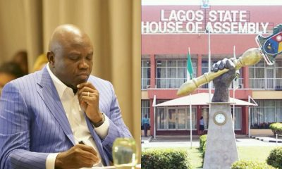 Lagos Lawmakers Move To Impeach Governor Ambode