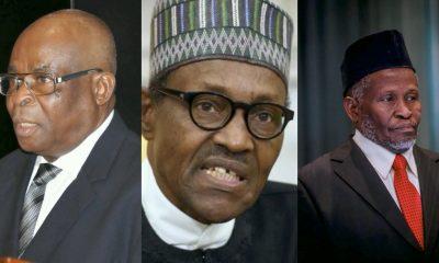 """Why I Suspended CJN Walter Onnoghen""- President Muhammadu Buhari"