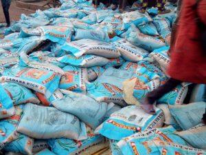 Truck Conveying Ondo Senator's Rice Crushes 20 To Death In Ekiti [PHOTOS]