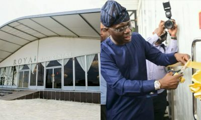 Royal Oaks Events Centre Kicks-Off Business In Lagos