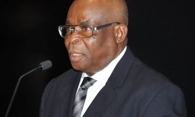 Just In: Buhari Suspends Onnoghen, Swears In Tanko Mohammed As Acting CJN