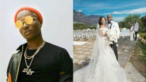 Banky W Breaks Silence On Wizkid Not Attending His Wedding