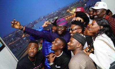 How We'll Turn Around Entertainment Industry- Sanwo-Olu