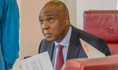 'I Wish My People The Best' — Saraki Says As He Breaks Silence On 'Shocking' Defeat