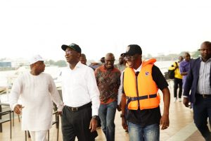 'Sanwo-Olu Is The best for Lagos – Fashola