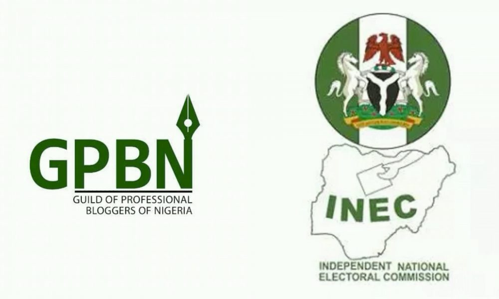 Guild Of Professional Bloggers Of Nigeria Condemns INEC's Postponement Of Elections